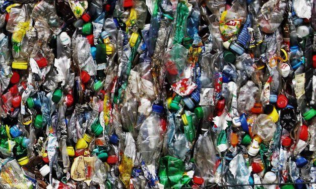 BSB Industry dropper plastikflasker med vand
