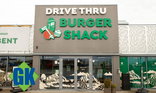 Burger Shack laver samarbejdsaftale  med GK Danmark Kolding