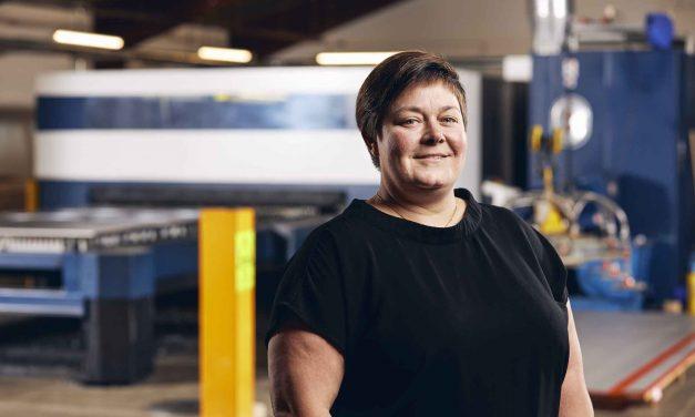 BSB Industry forfremmer Winnie Fedders til Head of QHSE & CBI