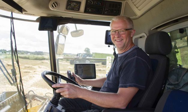Havredalgård har leveret korn til Lantmännen Cerealia i 25 år